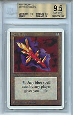 MTG Unlimited Crystal Rod BGS 9.5 Gem Mint Magic The Gathering WOTC 8103