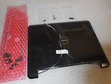 NEW Dell Inspiron 1210 Laptop LCD Top Back Cover Lid W/ Hinges & Screwes Y475H