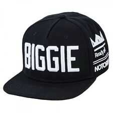 NOTORIOUS BIG BIGGIE SMALLS SNAPBACK HAT CAP KING OF NEW YORK BROOKLYN BAD BOY
