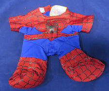 Build a Bear clothes BABW Spiderman body suit outfit