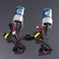 2X HID Xenon Car Auto Headlight Light Lamp Bulb Bulbs H7 6000K 12V 35W 3000LM BE