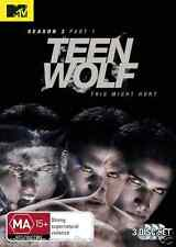 Teen Wolf COMPLETE Season 3 Part 1 : NEW DVD