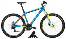 "Bulls wildtail disc 27,5""/51 cm azul 2017 mountainbike Shimano 21 marchas"