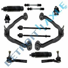 New 12pc Complete Front Suspension Kit for Chevy Silverado 1500 2WD 6-Lug