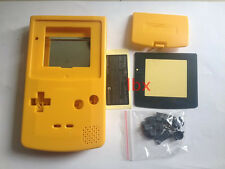 C Yellow Full Repair Housing Shell Case Cover Part f Nintendo GBC Gameboy Color