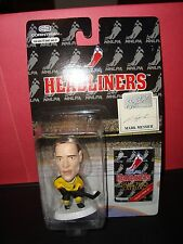 Mark Messier NHL Headliners Figure 1996 Corinthian New York Rangers New / Mint