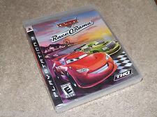 New Factory Sealed PS3 CARS RACE-O-RAMA Sony Playstation 3