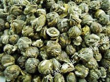 250g Top Grade Jasmine Dragon Pearl Ball Chinese GREEN TEA 100% Organic