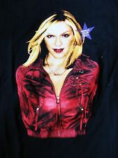 New & Never Worn Boy Toy Offical Madonna Drowned World Tour Necklace T Shirt