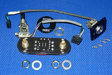 USA Gibson Les Paul Special Pots Wiring & 3 Way Switch Solderless Quick Connect