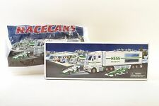 2003 HESS Truck And Race Cars Set  NIB NEW