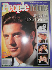 John F Kennedy Jr JFK Carolyn PEOPLE TRIBUTE Edition Summer 1999 English NEW