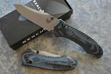 Benchmade 950 Rift Tactical Folder Knife w/ Axis Lock & Reverse Tanto Blade