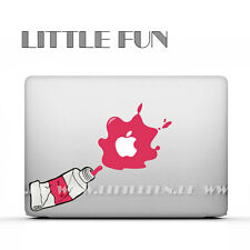 "Macbook Aufkleber color Sticker Skin Decal Macbook Pro 13"" Air 13"" Graffiti C05"