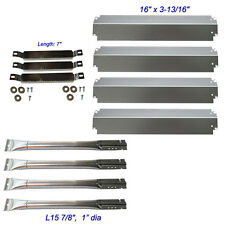 Charbroil 463248208,463268107,466248208 CrossoverTubes, Burners,Heat Plates