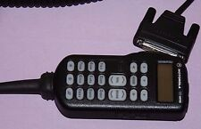 Motorola HMN4044E Astro Spectra XTL5000 Radio Remote Control Head Mic -Good Cond