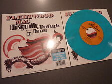 """NEU 2014 BLUE RSD 7"""" FLEETWOOD MAC DRAGONFLY +1 EXCLUSIVE Record Store Day"""