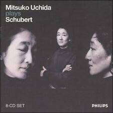 NEW Mitsuko Uchida Plays Schubert by Mitsuko  Piano Uchida Mitsuko... CD (CD)