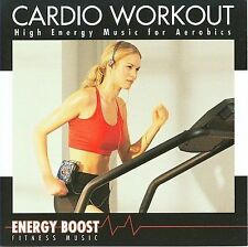 Cardio Workout K2 Groove MUSIC CD