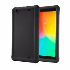 Poetic Turtle Corner Protective Grip Silicone Bumper Case for LG G Pad 10.1 BLK
