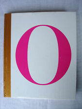 O's Big Book of Happiness : The Best of O, the Oprah Magazine Hardcover 2008