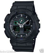 GA-100MB-1A Black G-shock Casio Men's  Watches 200m Resin Band Brand-New Limited