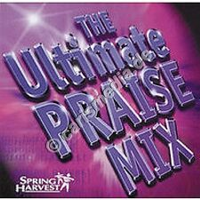 DCD: the Ultimate praise Mix-Spring Harvest-praise & Worship - * TOP * * NUOVO *