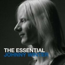 JOHNNY WINTER - THE ESSENTIAL JOHNNY WINTER 2 CD NEU