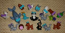 LEGO Only Friends Girls Minifigure Pets Dolphin Cat turtle lamb dog monkey rabbi