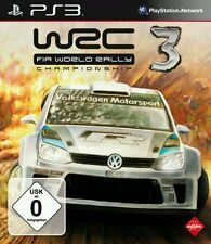 Sony PS3 Playstation 3 Spiel * WRC 3 FIA World Rally Championship *******NEU*NEW