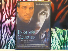 DVD d'occasion en excellent état : Film : PRESUMEE COUPABLE