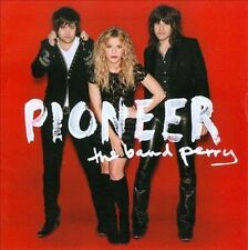 Pioneer [Deluxe Edition] The Band Perry (NEW CD, 2013 Universal)FREE SHIPPING !!