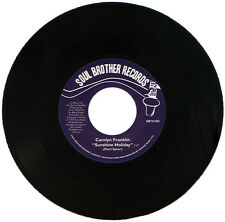 "CAROLYN FRANKLIN  ""SUNSHINE HOLIDAY""   SO SOULFUL 70's SOUL MOVER   LISTEN!"