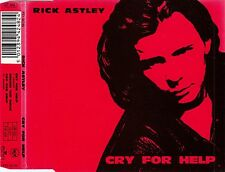 RICK ASTLEY : CRY FOR HELP / 3 TRACK-CD (RCA RECORDS PD 44248)