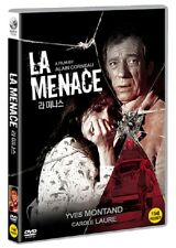 La menace (1977) - Yves Montand, Carole Laure DVD *NEW