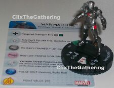 WAR MACHINE #026 Age of Ultron Marvel HeroClix