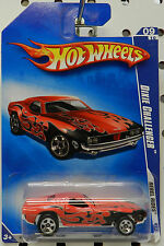 CHALLENGER DRAG RACING DIXIE REBEL RED ROD 1970 DODGE BOYS HW MOPAR HOT WHEELS