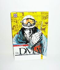 LIVRE MANGA DR.DMAT DISASTER MEDICAL ASSISTANCE TEAM VOL 1
