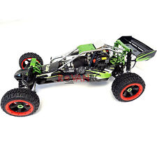 1/5 Scale Rovan RC Green 305AG Gas Baja Buggy RTR 30.5cc HPI Baja 5B Compatible