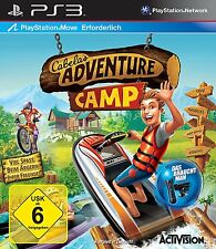 Cabelas Adventure Camp für Playstation 3 PS3 | PS MOVE | NEUWARE | DEUTSCH