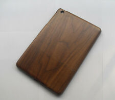 Genuine Real Natural Bamboo Wooden Case Cover For iPad Mini 1/2/3 Walnut Wood!