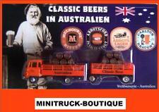 Classic Beers in Australien +++ IFA Robur LO3000-HZ