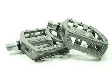 Wellgo MG-1 MTB Mountain Bike Magnesium Platform Pedals Grey 179g SHIPS FROM USA