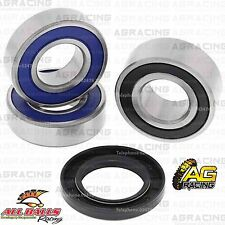 All Balls Rear Wheel Bearings & Seals Kit For KTM 660 Rally Factory Repl. 2006