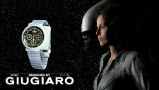 SEIKO VINTAGE NON DIGITAL WATCH GIUGIARO RIPLEY ALIEN 7A28 SPEEDMASTER NEW!