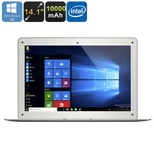 EZbook 2 Ultrabook Laptop - Windows 10, 14.1 Inch FHD Display, Intel Cherry