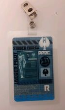 Pacific Rim ID Badge-Jaeger Pilot Striker Eureka  R cosplay prop costume