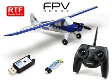 HOBBYZONE SPORT CUB S RTF READY TO FLY BEGINNER RC AIRPLANE W/ SAFE TECH HBZ4400
