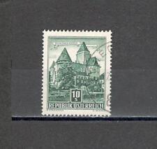 AUSTRIA 874- EDIFICI 1957 -  MAZZETTA  DI 5 - VEDI FOTO