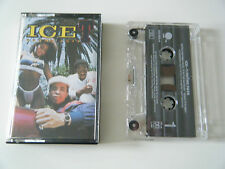 ICE-T RHYME PAYS CASSETTE TAPE WARNER SIRE 1987